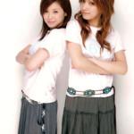 Goto Maki and Matsuura Aya are going to karaoke together!