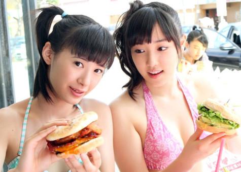 Fukumura Mizuki, Ikuta Erina, Photobook-363104