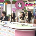 Fujimoto Miki annoyed about having to appear on the same TV show as Momoclo