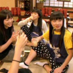 The drinkers & smokers of Morning Musume (+1)