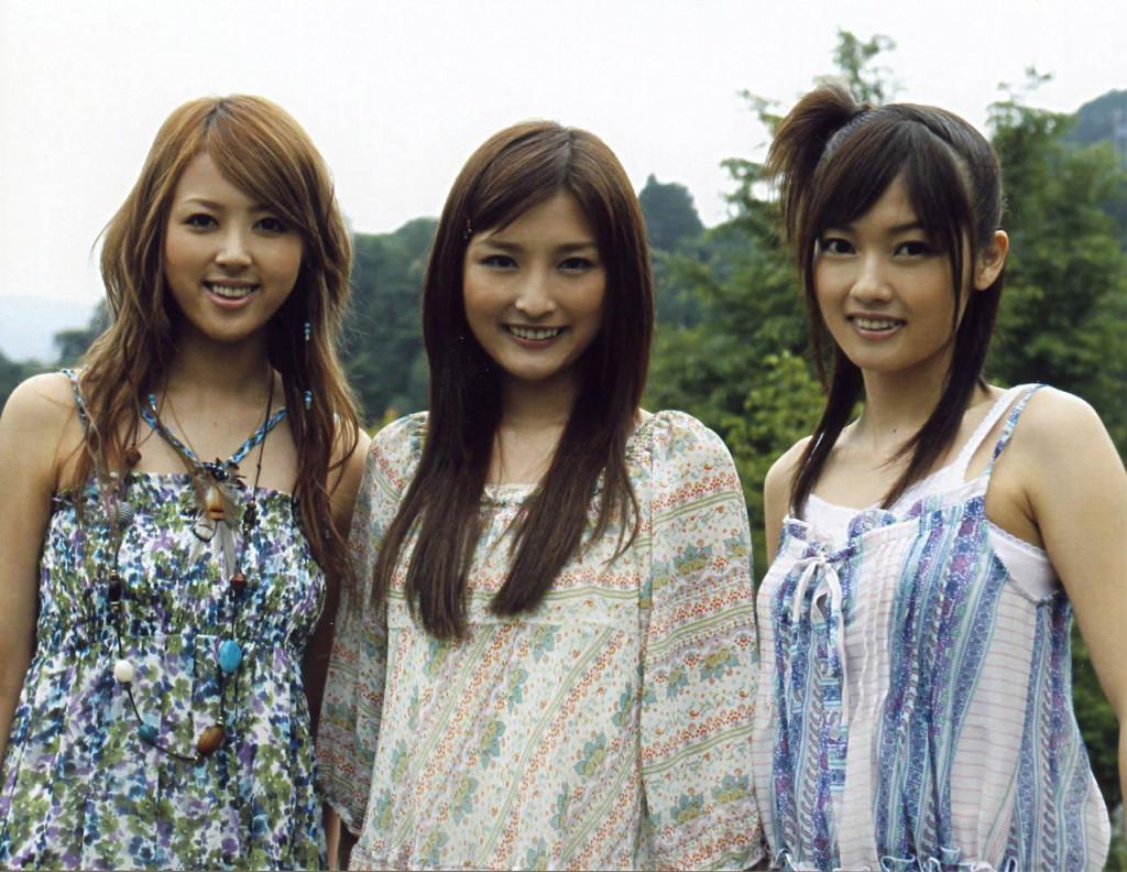 Ishikawa Rika, Okada Yui, Miyoshi Erika, Biyuden-55940