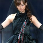 Fujimoto Miki looks like a character from Final Fantasy