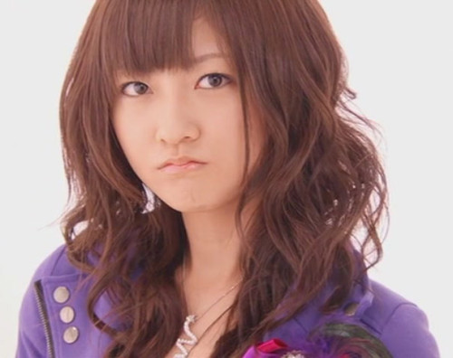 kumai yurina_not_amused2