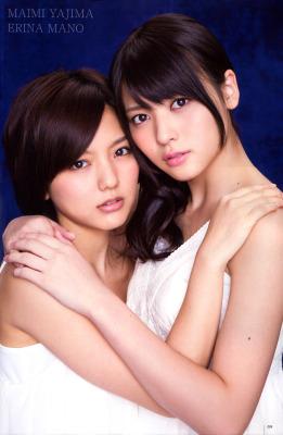 Mano Erina, Yajima Maimi-300050