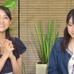 "Nonaka Miki: ""So I visited the Louvre art exhibition the other day…"" Wada Ayaka: ""I KNOW!!!"""