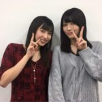 Uemura Akari and Yajima Maimi's sole topic of conversation: each other's beauty
