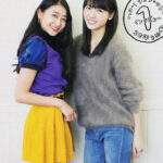 Hello! Project COMPLETE SINGLE BOOK 20th Anniversary Edition Roundtables: Yajima Maimi × Wada Ayaka