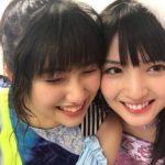 Sato Masaki takes naked pictures of Michishige Sayumi!